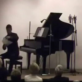 Zubrzycki performs Zechberger